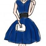結婚式のお呼ばれドレスは家からで電車でもいい?ヘアメイク美容院へは?
