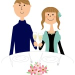 結婚式と二次会の服装 新婦は同じドレスで 新郎はスーツでもいいの?